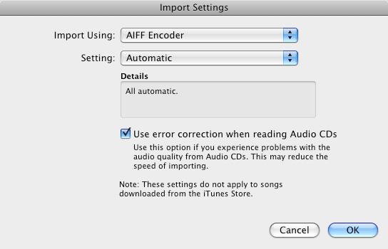 Wavelength Audio, USB DACS, Setup information for Macintosh Computers