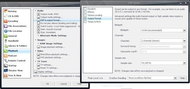 Wavelength Audio, USB DACS, Setup information for Windows based